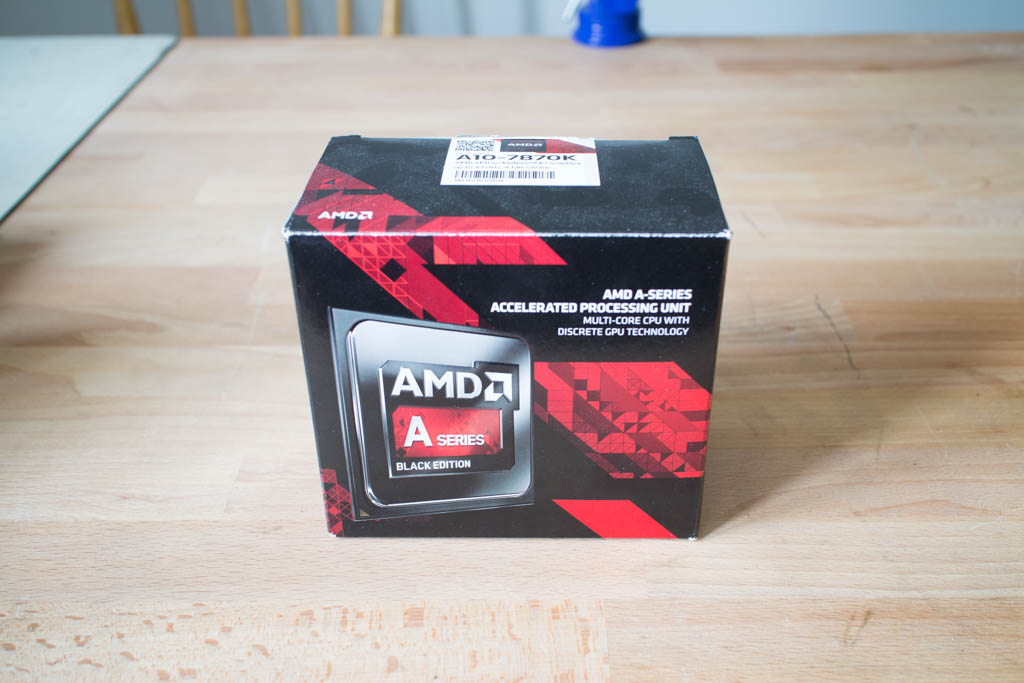Test: AMD A10-7870K