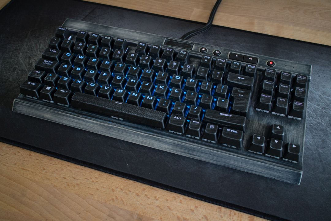 K65 Project: Weathering Effect