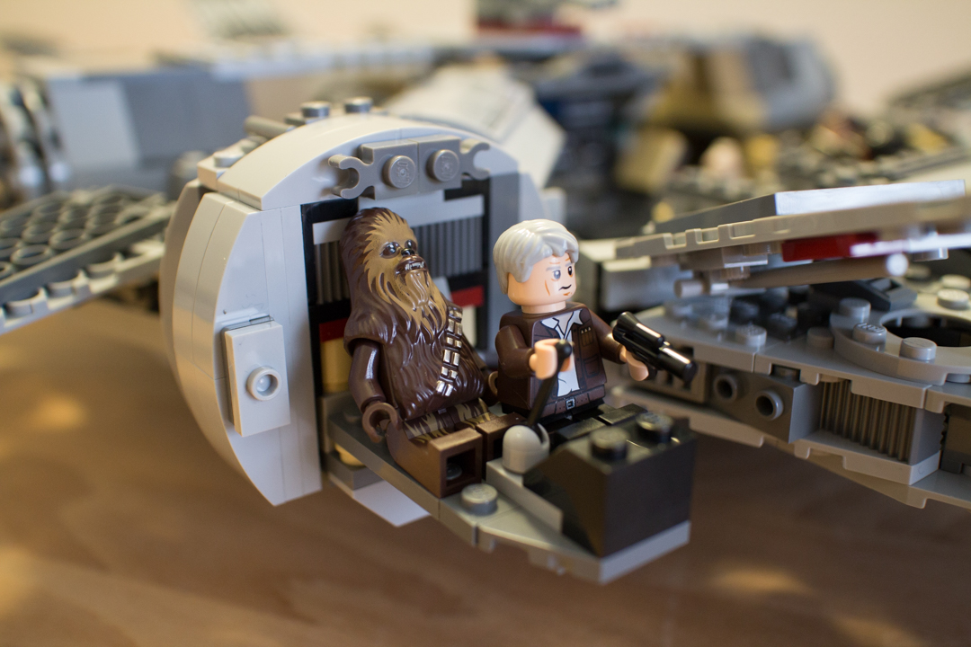 Millenium Falcon (18 Of 25)
