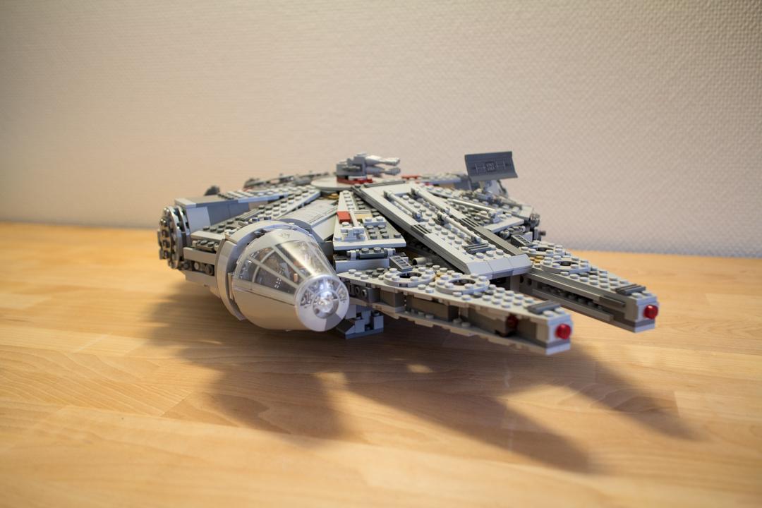 Millenium Falcon (22 Of 25)