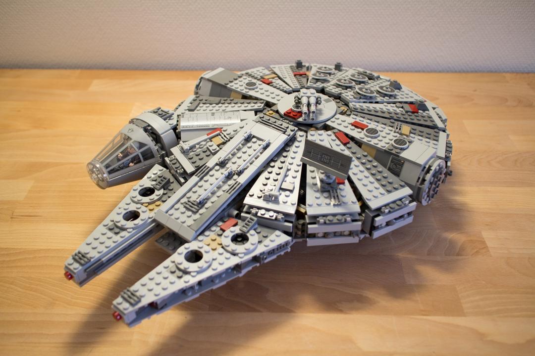 Millenium Falcon (25 Of 25)