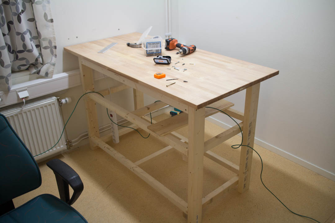 How To: Build Your Own Workbench