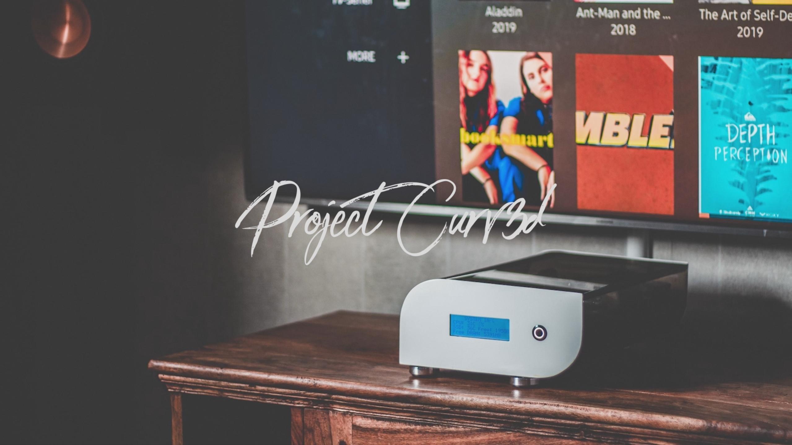 Project CURV3D
